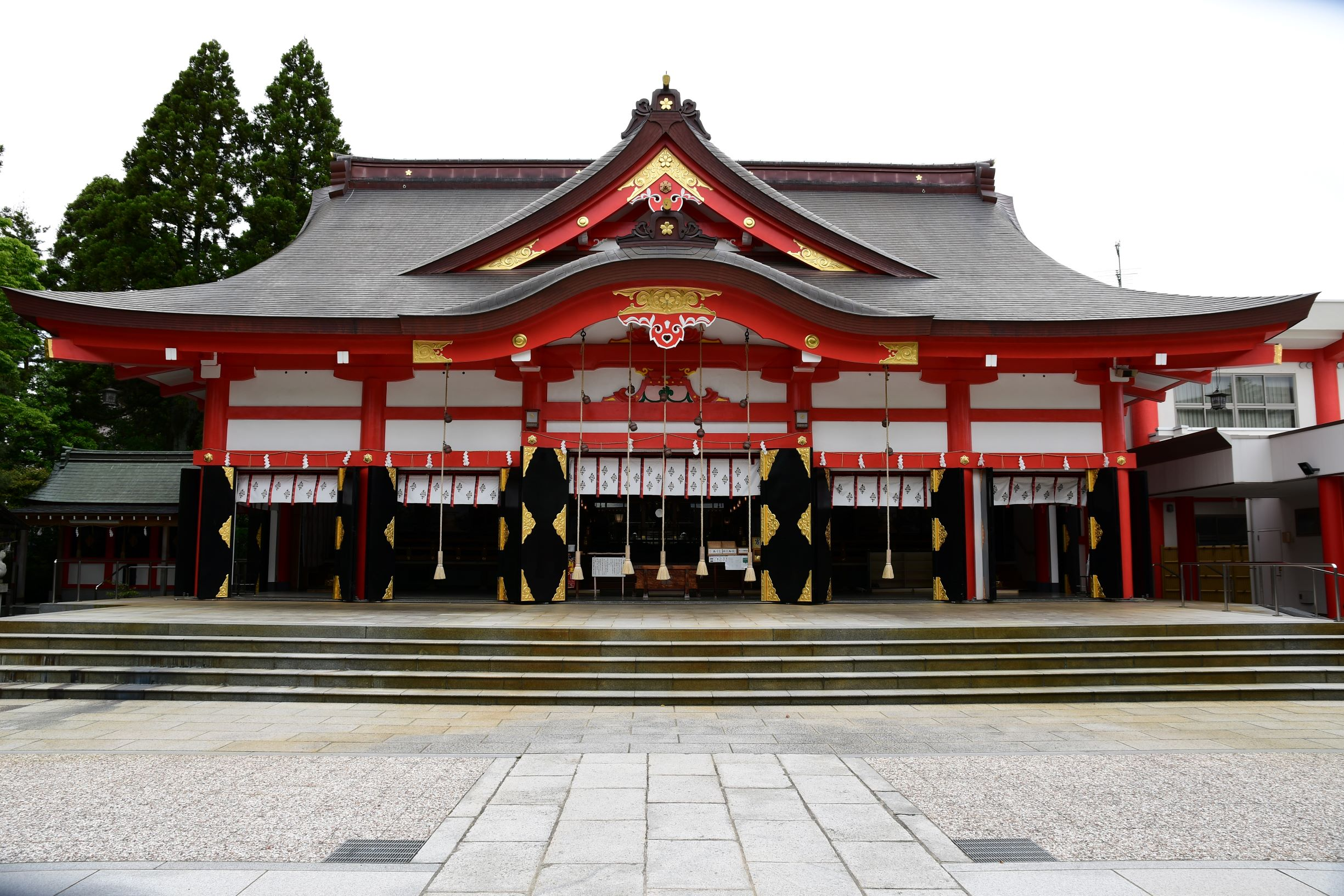 信州 松本市近郊の初詣にオススメな神社仏閣5選を紹介