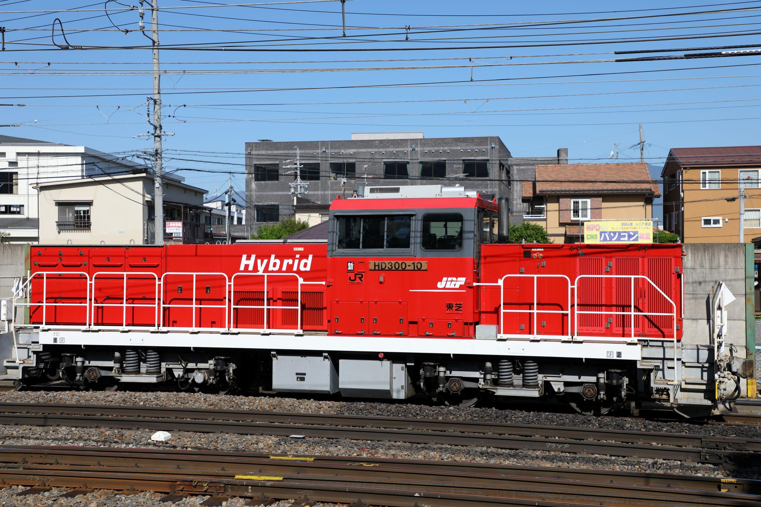 松本の隠れた電車撮影スポット南部公園を紹介します