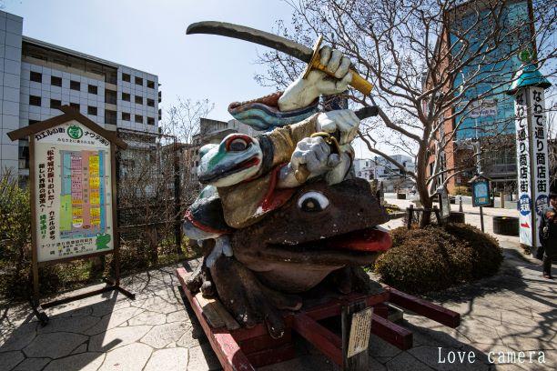 初めて松本市の繩手通りでスナップ撮影に挑戦。オススメな機材について