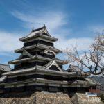 松本城を撮影する時のおすすめな時間帯について。光の当たり方から考えてみます。